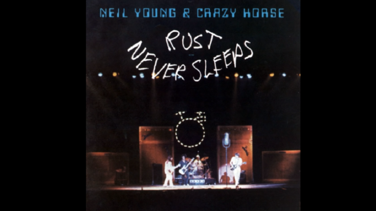"""Album Review: """"Rust Never Sleeps"""" by Neil Young & Crazy Horse 
