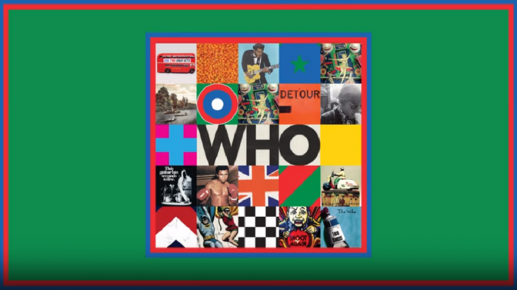 Pete Townshend Wrote A Rap Section For New The Who Album | Society Of Rock Videos