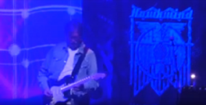 Eric Clapton Joins Hawkwind In UK Performance – Watch