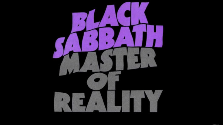"""Album Review: """"Master Of Reality"""" By Black Sabbath 