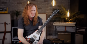 Megadeth Has A Song Inspired by KISS