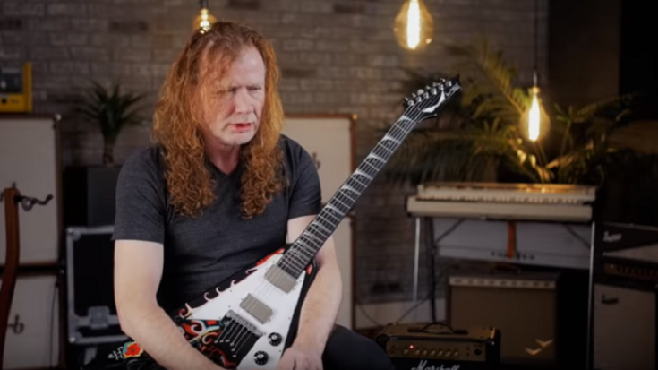 Megadeth Has A Song Inspired by KISS | Society Of Rock Videos