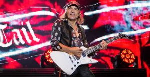 The Scorpions Are Working On A New Album Set For Fall 2020