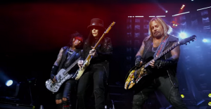 Mötley Crüe Tour Will Feature Def Leppard, Joan Jett And Poison