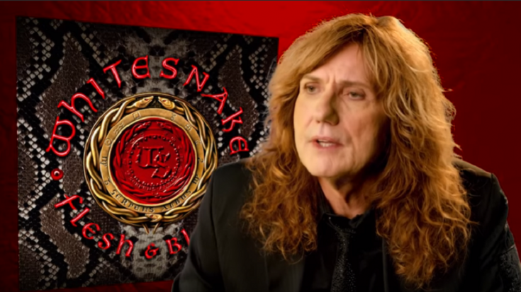 """Whitesnake Will Release Limited-Edition Single """"Always & Forever"""" For 2020 Valentines"""