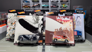 Hot Wheels Will Release Their Led Zeppelin Collection