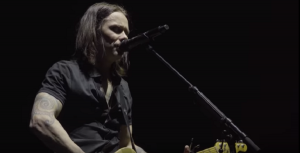 "Myles Kennedy Performs ""Hallelujah"" Using Jeff Buckley's Guitar"
