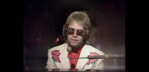 """Elton John's First Draft Of """"Your Song"""" Sells For $237,000"""