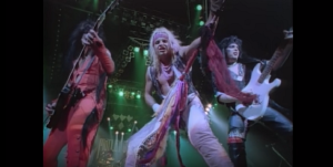 Mötley Crüe Is Getting In Shape For Comeback Tour