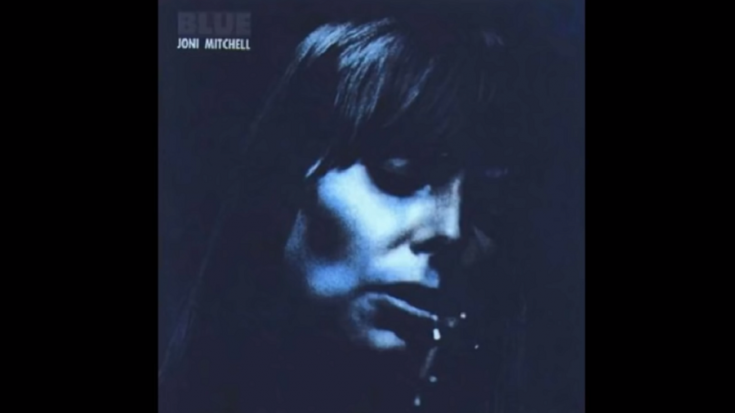 """Album Review: """"Blue"""" by Joni Mitchell"""