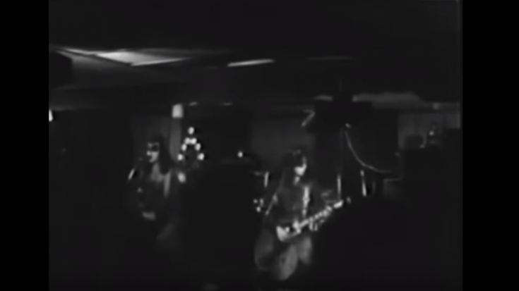 Watch One Of The Earliest Concerts Of KISS   Society Of Rock Videos