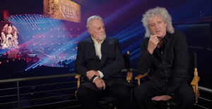 Brian May Clarifies What Roger Taylor's Award Means
