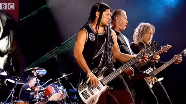 Metallica Pledges $750,000 To The Australian Bushfire Relief Efforts | Society Of Rock Videos