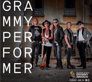 Aerosmith Will Perform At The 2020 Grammy Awards