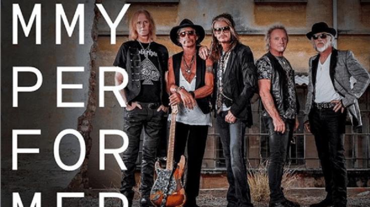 Aerosmith Will Perform At The 2020 Grammy Awards   Society Of Rock Videos