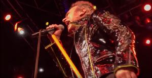 David Lee Roth Performs Van Halen Classics