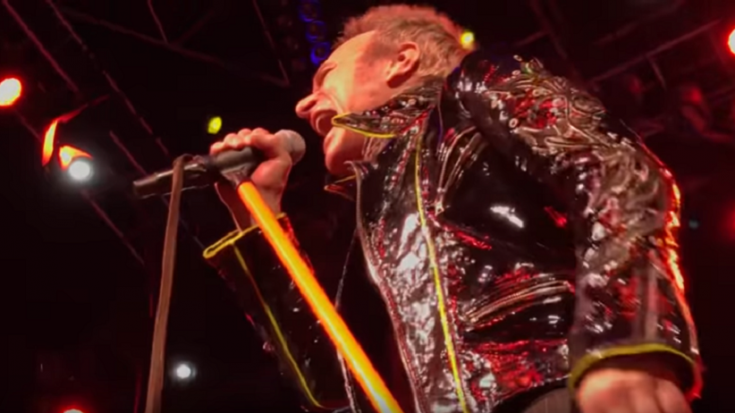 David Lee Roth Performs Van Halen Classics | Society Of Rock Videos