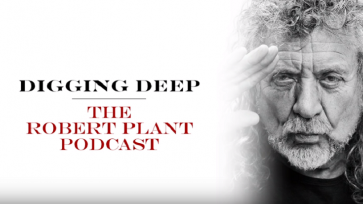 Robert Plant's Podcast Might Lead To New Music | Society Of Rock Videos
