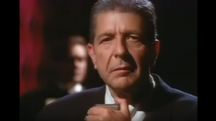 7 Classic Rock Songs To Summarize The Career Of Leonard Cohen