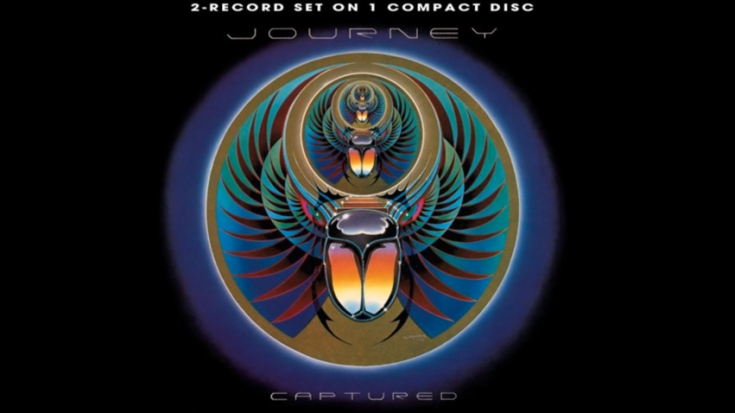 """Album Review: """"Captured"""" by Journey 