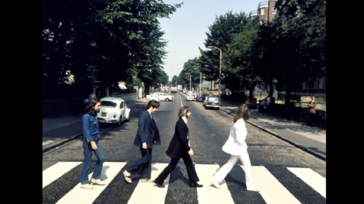 """The Whole """"Abbey Road"""" Album Isolated Vocals 