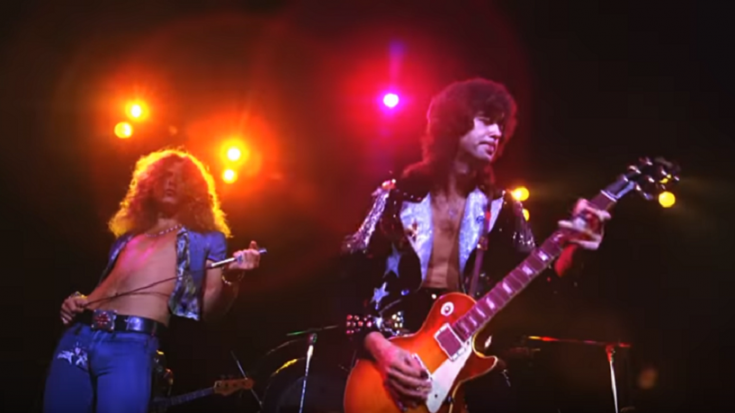 "The Story Behind ""Rock And Roll"" by Led Zeppelin 