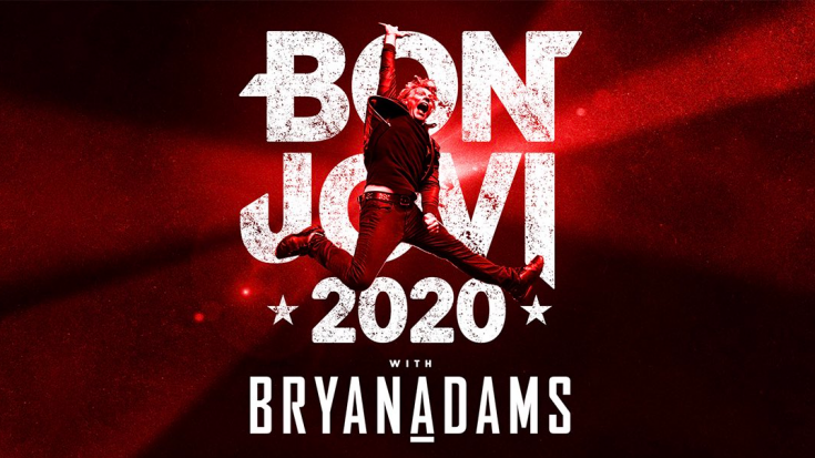 Bon Jovi Will Feature Bryan Adams In 2020 Tour | Society Of Rock Videos