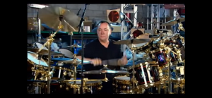 Relive Neil Peart Teaching Drums And Riding Motorcycles