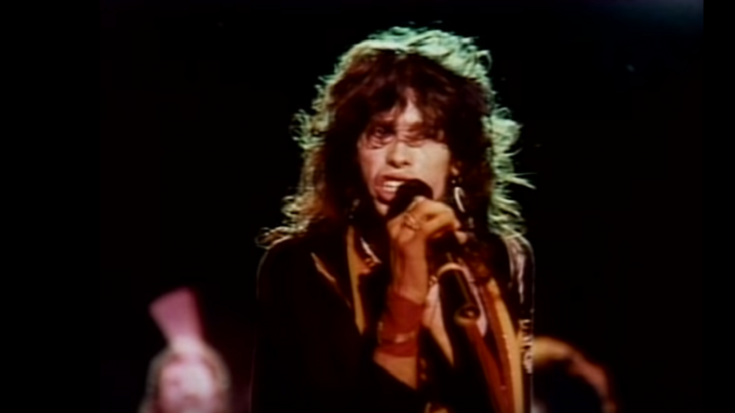All The Times Aerosmith Were Arrested | Society Of Rock Videos