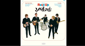 "Album Review: ""Having a Rave Up"" By The Yardbirds"