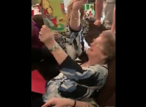 Gene Simmons Will Meet 77 Year Old Super Fan