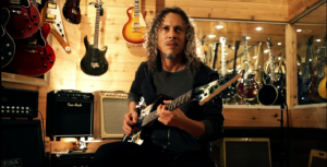 Kirk Hammett Is Angry About The Rock & Roll Hall Of Fame Snubs