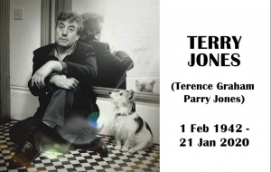 Terry Jones Passed Away At 77