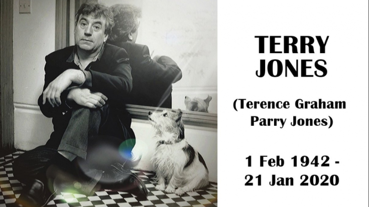 Terry Jones Passed Away At 77 | Society Of Rock Videos