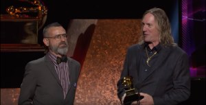 Tool Thanked Neil Peart In Grammy Acceptance Speech