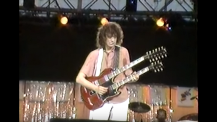 Relive 7 Guitar Solos From Jimmy Page