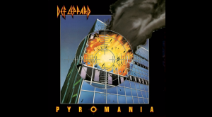 """Album Review: """"Pyromania"""" By Def Leppard"""