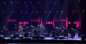 "Relive The Eagles' ""New Kid in Town"" Performance In Farewell Concert"