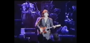 "Watch The ""Exclusive"" Video Of George Harrison Performing ""Something"" In 1992"