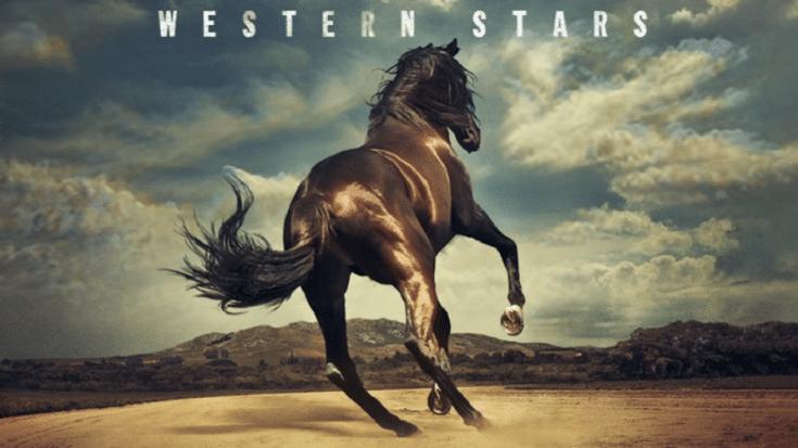 """Western Stars"" By Bruce Springsteen Named UK'S Biggest Americana Album | Society Of Rock Videos"