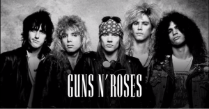 Guns N' Roses Are Coming To Glasgow In Summer