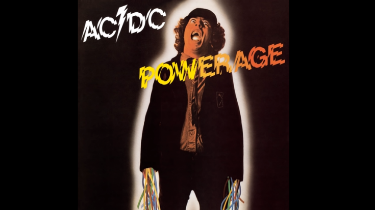 """Album Review: """"Powerage"""" By AC/DC 