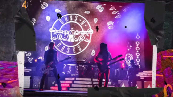 Guns N' Roses Expand 2020 Tour Dates | Society Of Rock Videos