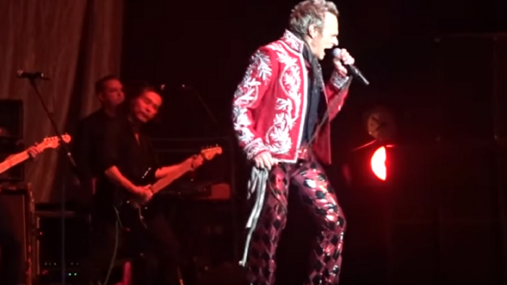 Watch David Lee Roth Perform 'Panama' In First Show With KISS | Society Of Rock Videos