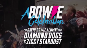 David Bowie Tribute Show Will Feature 'Ziggy Stardust' and 'Diamond Dogs' Complete Versions
