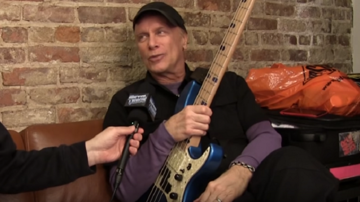 Billy Sheehan Was Invited Three Times To Be Part Of Van Halen | Society Of Rock Videos