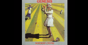 "Album Review: ""Nursery Cryme"" By Genesis"