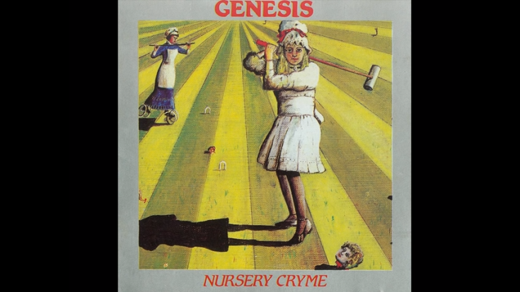 "Album Review: ""Nursery Cryme"" By Genesis 