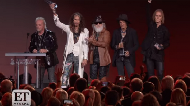 5 Recent Facts About Aerosmith | Society Of Rock Videos
