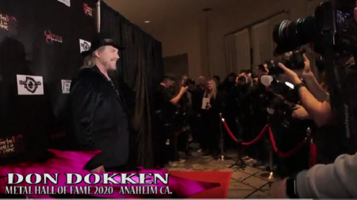 Don Dokken Releases Health Update About His Hands | Society Of Rock Videos